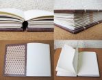 handmade notebook 01 by unfinished8