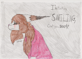 I'm fucking simling, can't you see? (Read desc.) by LPS100