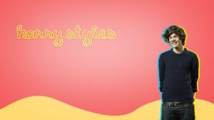 Hazza Styles - Wallpaper by NatEditionsKress