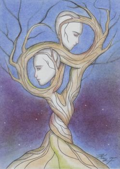 Soulmates by kfong1991