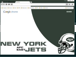 New York Jets Theme by wPfil