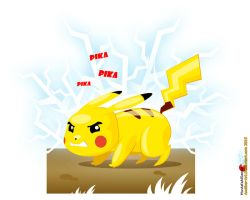 Pika Pika by Another-Art