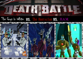 Death Match; TGiW vs. The Hunstclan vs. H.A.M. by srebak