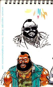 Mr T by mikey-c
