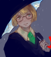 Armin in rain by Chikao-j