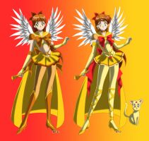 Which Sailor Sun? by Rini2012