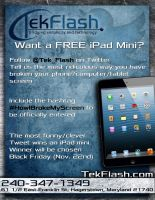 Want a free iPad? ...I do by artfullycreative