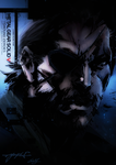 Ground Zeroes Cover Test by Law67