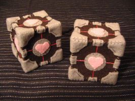 Fuzzy Weighted Companion Cubes by subatomicsushi
