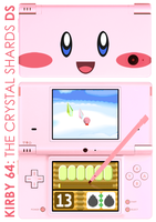 Kirby: Crystal Shards DSi by princeofpixels
