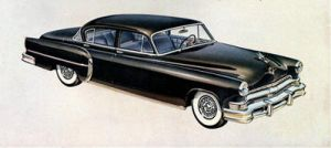 age of chrome and fins: 1953 Chrysler by Peterhoff3