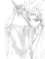Hitsugaya Toshiro 2 by Dream-Scapes
