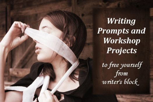 Writing Prompts and Workshops by TheBrassGlass
