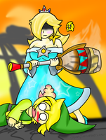 Rosalina: Windy Weather v4 Aftermath by Xero-J