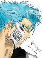 Grimmjow by shaybearx3