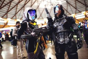 Chillin' - ME3 Cosplays by Lily-pily
