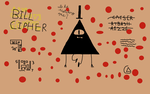 Bill Cipher Page Journal #3 by Endermist