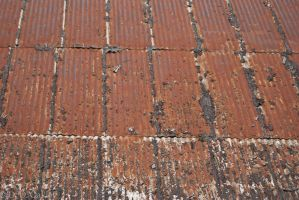 Old Tin Roof by GrumpyDuck