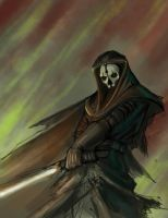 Darth Nihilus speed paint 3 by hattonslayden