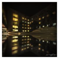 the Hospital by wchild
