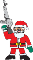 Santa Claus by DarthEd