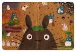 Totoro Notebook by frecklednose124