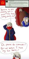 Question 47: Hiding from Sestra... by Ask-Soviet-Russia