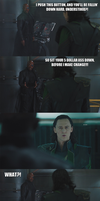The Avengers - purist Loki... by yourparodies
