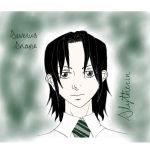 Young Snape by identityxXxunveiled