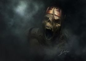 Call of the Undead by AnthonyDevine