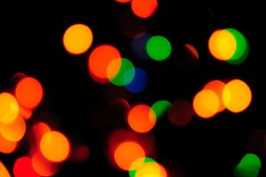 bokeh Christmas by Pennes-from-Heaven