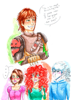 Big4 HTTYD2 Big title by loveHinaSasu
