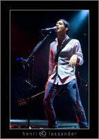 Another Brian Molko, Placebo by henrimikael