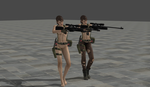 Quiet nude mod by Oz-riel