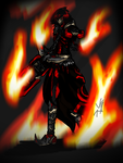 SB1.0///Renegadio, The Raven of the Ashes (EX) by KnightSlayer115