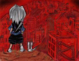 Machi and the City by choirfolk
