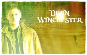 Dean Winchester- Wall by shirleypaz