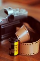 konica film by Dodephine