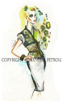Fashion Illustration 2. by fanitsafantasy