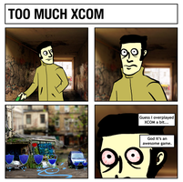 Too much XCOM by StYurov