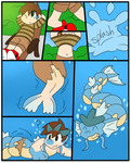 Would all Gyarados please enter the pool! by LevelInfinitum