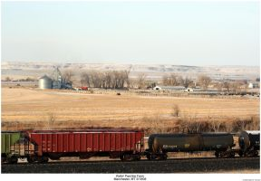 Rollin' Past the Farm by hunter1828