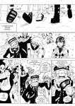 Rugged chapter 3 page 1 by HolderofTruth