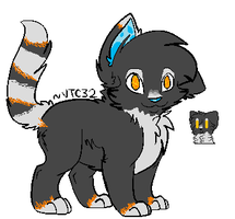 Cat Auction + icon ~CLOSED/AUTOBOUGHT~ by Guineapigwuv