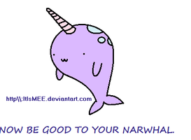 Mai Narwhal Spencer by xXRawrO3OXx