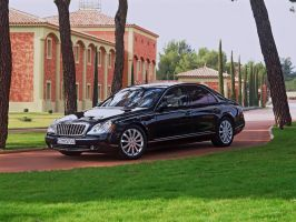 Maybach 57 S by TheCarloos