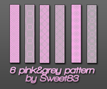 6 pink-grey pattern by Sweet83