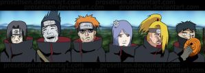 Akatsuki Meme Faces by proSetisen
