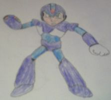 Megaman X2 by conkeronine