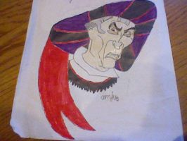 Frollo by FroShaDar